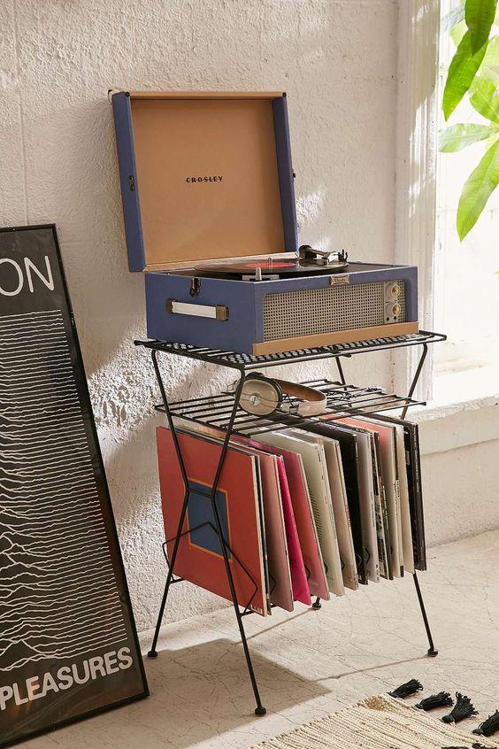 Gramofon s plotnami