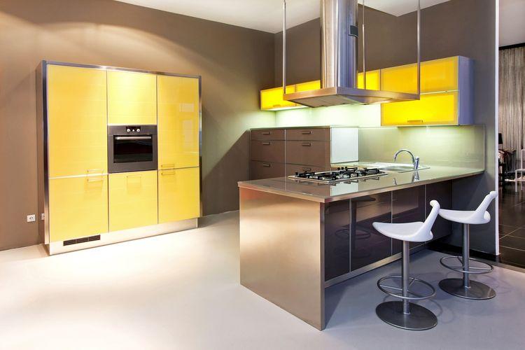 Žlutá kuchyň