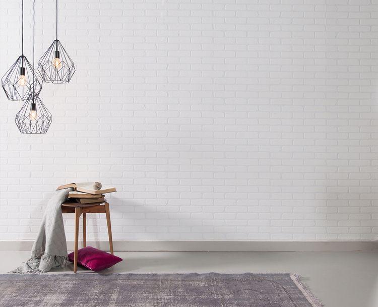 Obývákové wire lampy