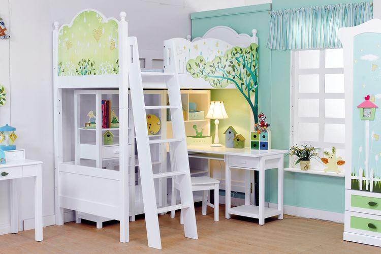Chlapecký dětský pokoj
