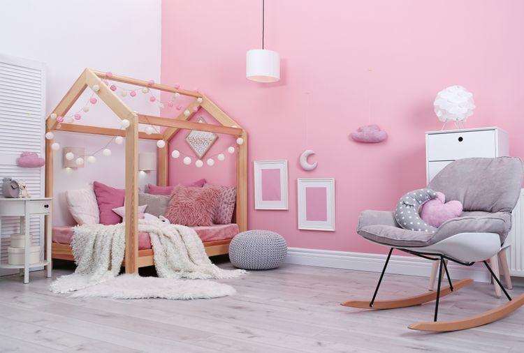 Dětský pokoj pro dívku