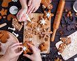 Vánoční vykrajovačky a formičky na 3D medovníky nebo čokoládu vykouzlí nejlepší vánoční pečivo