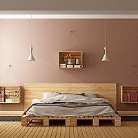 Hnědá ložnice - je to dobrá volba?