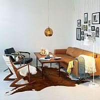 Retro obývací pokoj - vsaďte na explozi barev