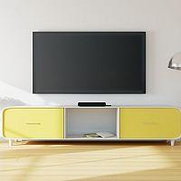 Skříňky pod TV - praktické a poutavé zároveň