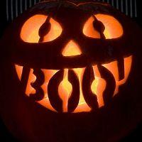 Vyřezávané Halloween dýně