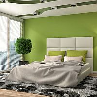 Zelená ložnice - budete se v ní cítit jako v bavlnce