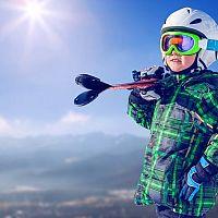 Jak vybrat nejlepší dětské lyže? Inspirujte se