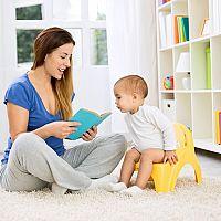 Hrající dětský nočník: Vyberte vašemu dítěti ten nejlepší