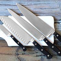 Jaké kuchyňské nože koupit? Nejlepší odhalí testy i recenze