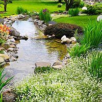 Jak zazimovat zahradní jezírko? Příprava jezírka na zimu