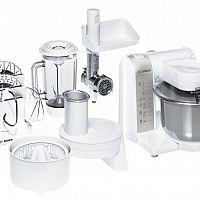 Recenze Bosch MUM4880. Kuchyňský robot za dobrou cenu