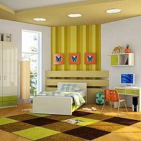 Jak zařídit dětský pokoj podle feng šuej