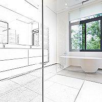 Kolik stojí přestavba koupelny a jak dlouho bude trvat