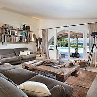 Jak zařídit obývák - malý i velký, v paneláku i v domě