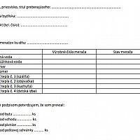Jak vyplnit předávací protokol bytu nebo domu