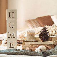 Vonné svíčky ve skle zpříjemní zimní období. Vyzkoušejte oblíbené Yankee Candle