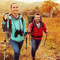 Nejlepší teleskopické trekingové hole a hole pro Nordic walking