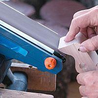 Nejlepší pásové brusky na dřevo jsou Makita, Hecht a Bosch