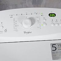 Recenze Whirlpool AWE 66710. Automatická pračka patří mezi nejlepší