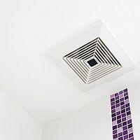 Odvětrání koupelny přes střechu i stěnu. Kam umístit ventilátor