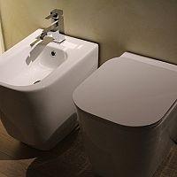 Bidet s WC v jednom, samostatně nebo jen bidetová sprška?