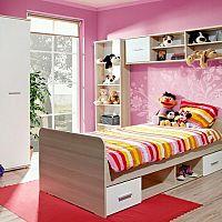 Kvalitní dětské postele pro chlapce i děvčata