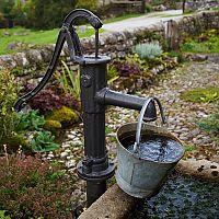 Jak čistit a dezinfikovat studnu