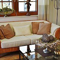 Proutěný a ratanový nábytek do interiéru i exteriéru