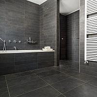 Gresová dlažba v kúpelni