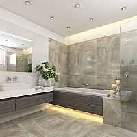 Gresová dlažba do kúpelne