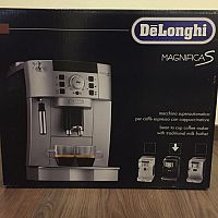 Kávovar Delonghi ECAM 22.110 B recenze