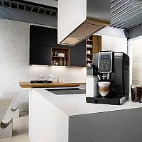 DeLonghi ECAM 350.55 automatický kávovar – recenze, zkušenosti, srovnání