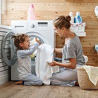 Jak vybrat nejlepší prací prostředek pro děti, novorozence, alergiky a atopiky