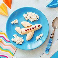Jak vybrat bezpečné dětské nádobí a jídelní příbor?