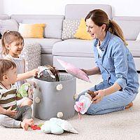 Jak naučit děti uklízet? Rozpis domácích prací i obrácená psychologie fungují