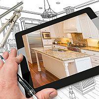 Přestavba kuchyně v bytě i paneláku – Tipy, triky, návody