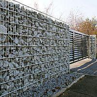Pletené gabiony – jaká je cena za kámen do gabionů?