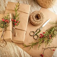 Originální a netradiční balení vánočních dárků