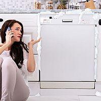 Poruchy myček nádobí  Bosch, Mora, Beco  a Electrolux
