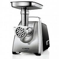 Bosch MFW 68660 recenze, test. Elektrický mlýnek na maso s bohatým příslušenstvím