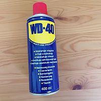 WD-40 – recenze, zkušenosti, cena, složení a použití v domácnosti