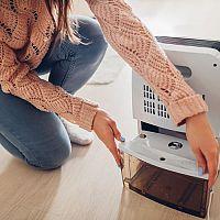 Odvlhčovač vzduchu pomůže při sušení prádla i proti plísni. Poradíme, jak vybrat