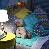 Jak vybrat nejhezčí nástěnnou nebo stolní lampu do dětského pokoje? Potěší i dětská lampa s projektorem