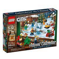Adventní kalendář – Lego City 60155