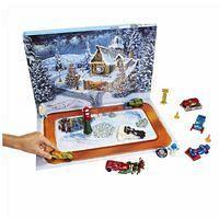 Adventní kalendář Mattel Hot Wheels