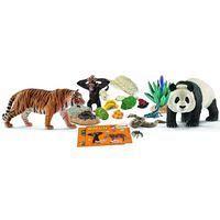 Adventní kalendář Schleich – Africká zvířata