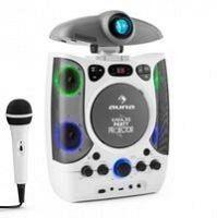 Auna Kara Projectura karaoke systém s projektorem