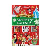 Disney – Pohádkový adventní kalendář