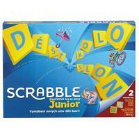 Scrabble Junior CZ